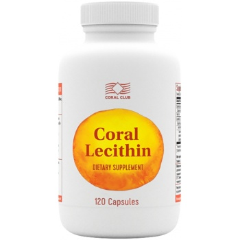 Coral Lecithin<br />(120 капсули)